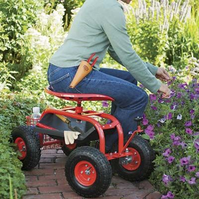 Photo Courtesy Gardeners Supply Company | thisoldhouse.com | from Wackiest Yard and Garden Products