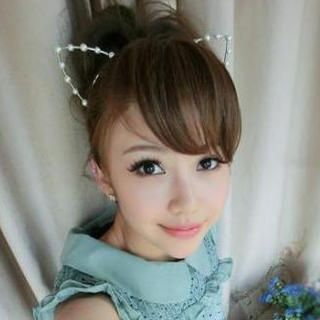 Buy 'Cuteberry – Beaded Cat-Ears Hairband' with Free International Shipping at YesStyle.com. Browse and shop for thousands of Asian fashion items from China and more!
