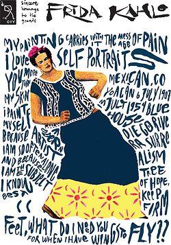 #FridaKahlo #Tribute #Artwork #CIY #Surrealism