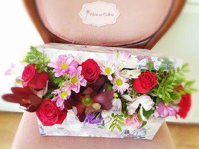 Floraria Online FLORI IN CULORI TIMISOARA