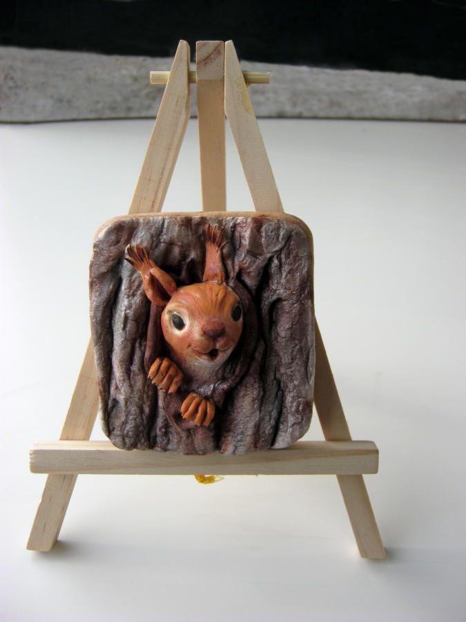 Squirrel cookie - Cake by Marina Danovska