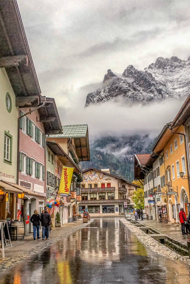 Loved this place! The picture-perfect town on #Mittenwald, in the heart of Bavarian #Germany