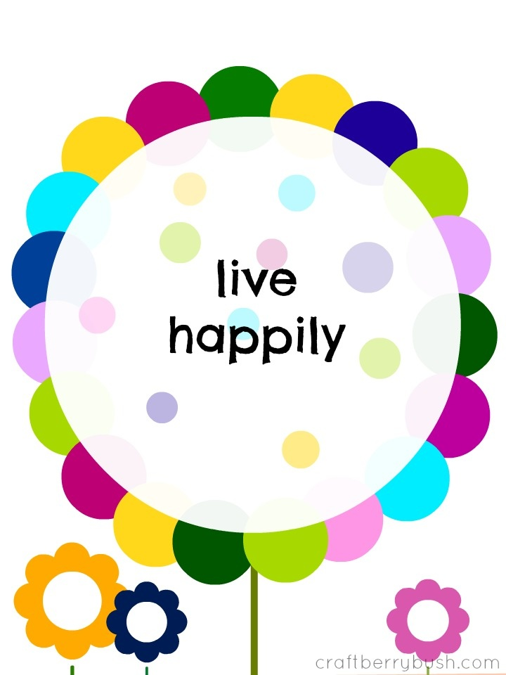 live happily   Don't forget to check out... http://www.AFHI.us