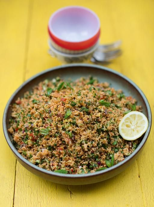 Kerryann's Turkish-style couscous   Jamie Oliver   Food   Jamie Oliver (UK)