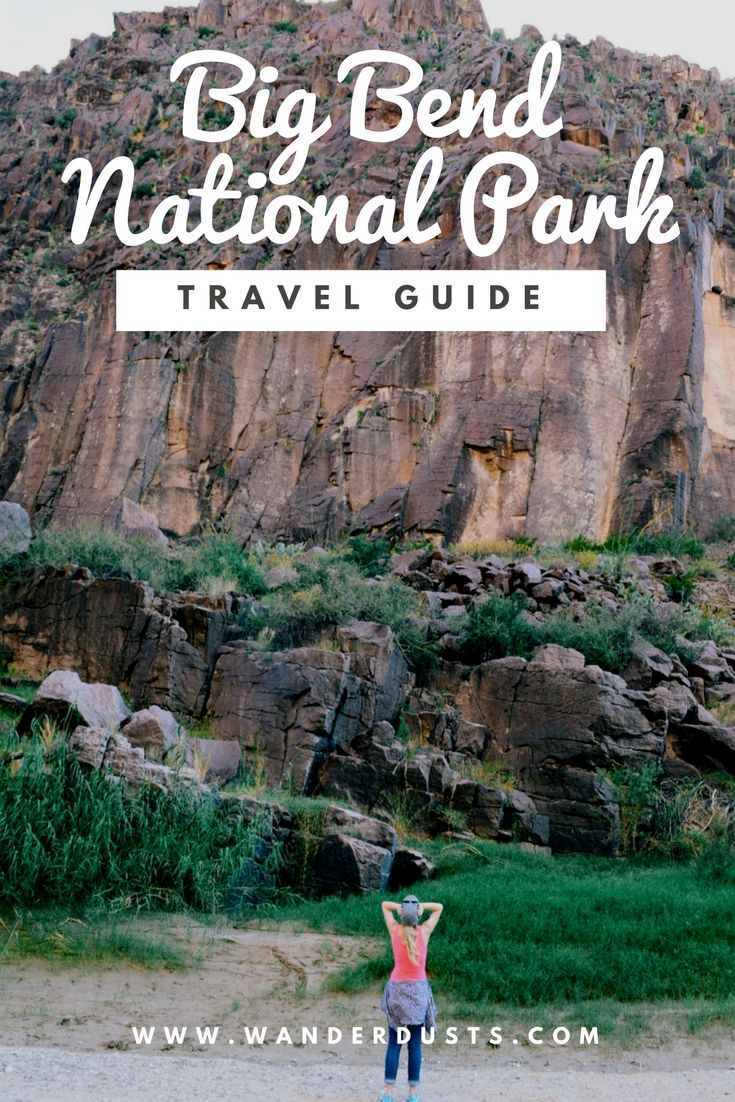 The perfect guide to Big Bend National Park! Things to do, places to eat, and where to stay. - Wander Dust Blog