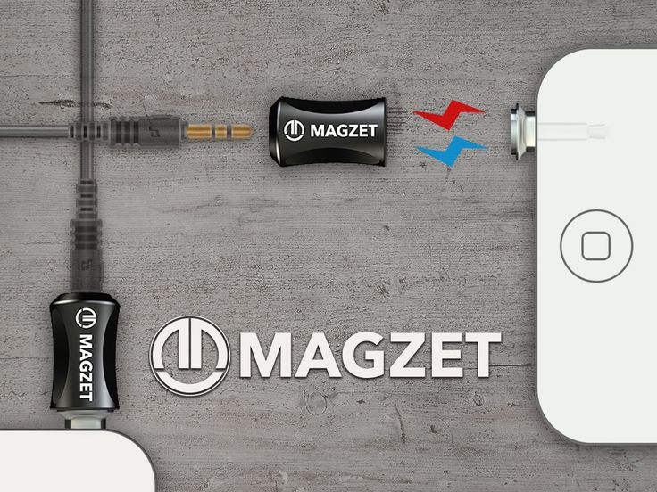 MAGZET: The Audio Jack Reinvented with the Power of Magnets's video poster
