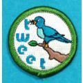 Patches :: Spoof Patches :: Spoof Merit Badges :: Twitter Merit Badge - Boy Scout Store - Boy Scout Collectibles & Memorabilia & Gifts