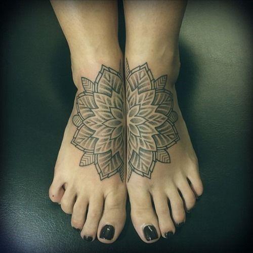 16 Awesome Mandala Tattoos (16)