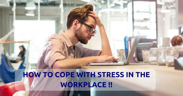 8 Tips for how to cope with stress in the workplace.. #career #careeradvice #careertips #workplace #job #jobs #stress #stressmanagement #stressfree