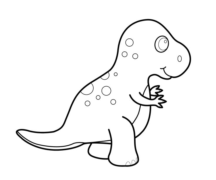 cool dinosaur coloring pages - photo#26