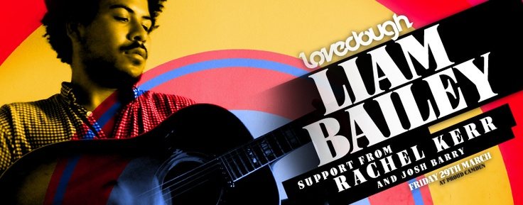 Liam Bailey, Rachel Kerr & Josh Barry Play LoveDough London Tonight