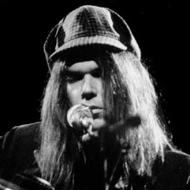 Neil Young and    that hat Neil Young Hat