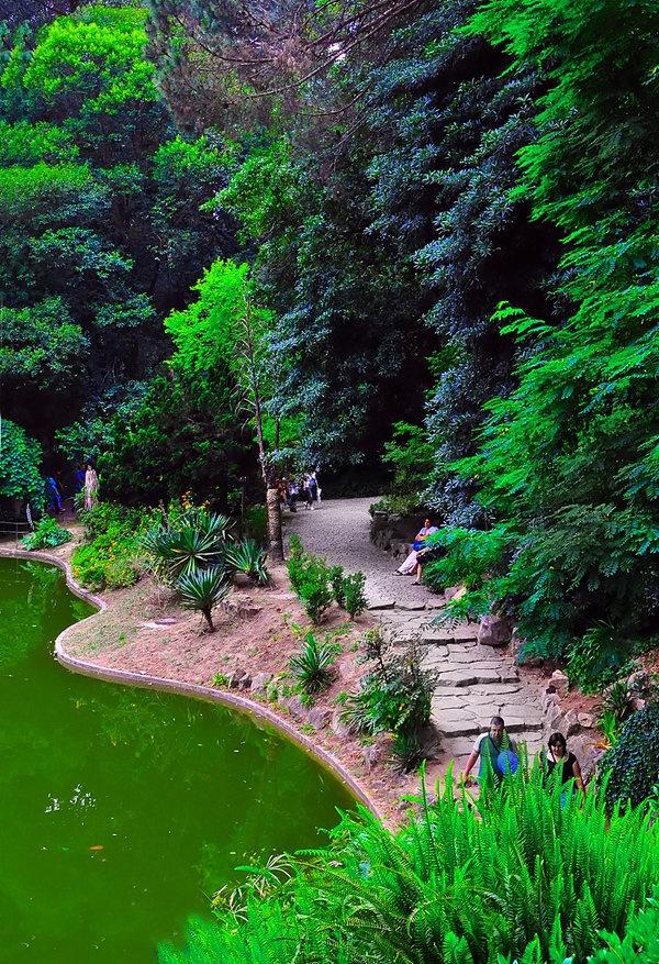 Serralves Garden, Porto, Portugal #Portugal