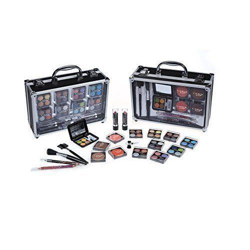 Makeup Set Proffesional Kit w/ Case Box Complete Set Make Up Beauty Cosmetics  #MakeupSet