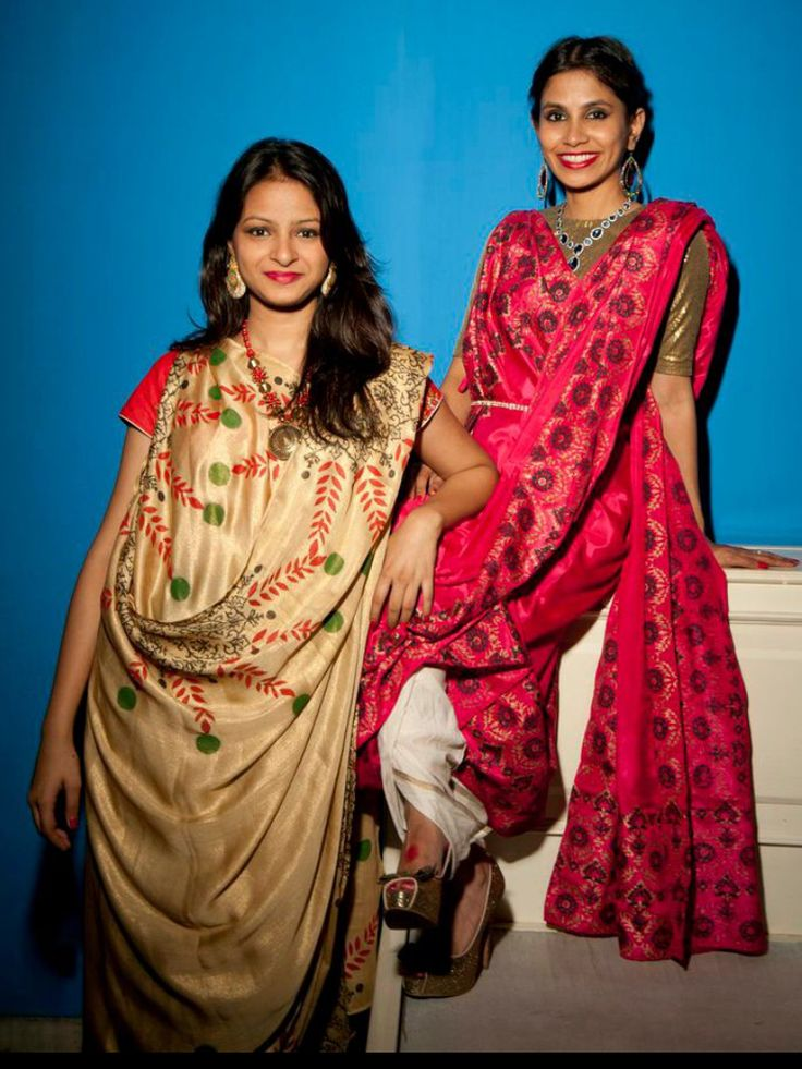how to wear dhoti saree for dance