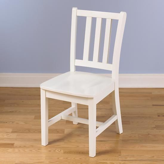 Beautiful Parker Desk Chair (White)