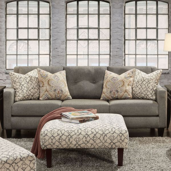 Brand New Caroline   Living Room Set   Gray Living Room Sets From Fusion.  Crowley Furniture Is Kansas Cityu0027s Family Owned Furniture Store For Over 60  Years.