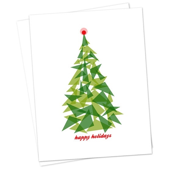 This card could easily be done as a project with tissue paper and contact paper...