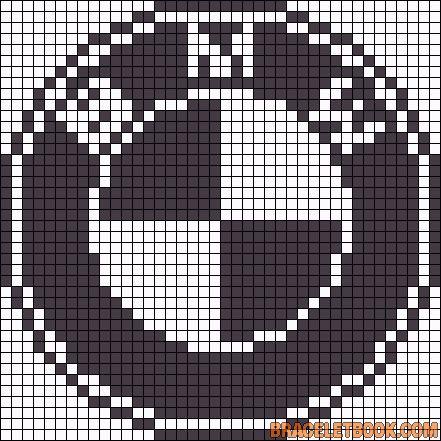 véhicule - voiture - logo - bmw - point de croix - cross stitch - Blog : http://broderiemimie44.canalblog.com/