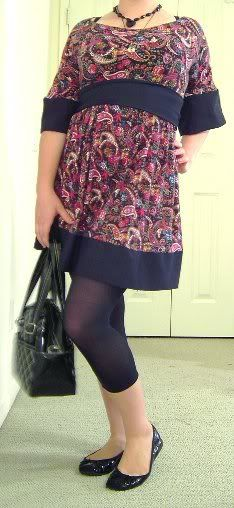 My Happy Birthday Paisley Party Dress. Fabulous Tutorial Added - CLOTHING