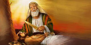 Ιστορίες της Βίβλου: Η ΙΣΤΟΡΙΑ ΤΟΥ ΙΣΑΑΚ