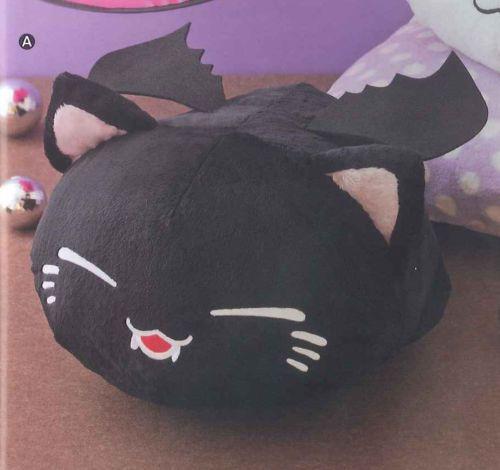 Nemuneko Halloween Ver Big Soft Plush Type A 14in FuRyu | eBay
