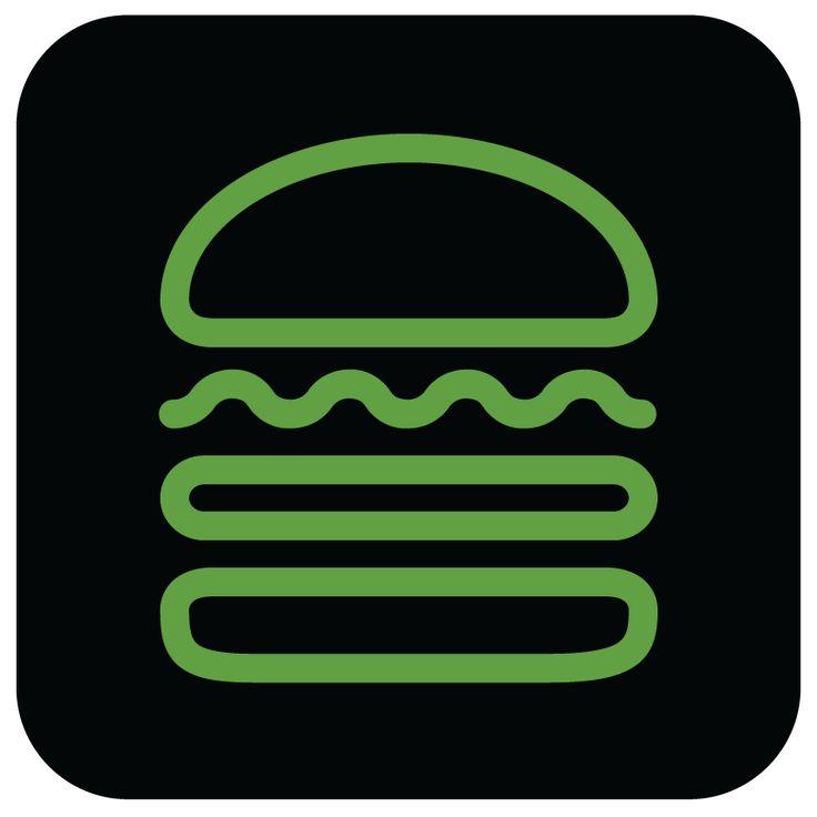 Shake Shack App Icon for Apple App Store