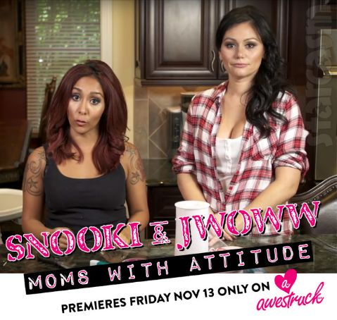 Snooki And JWoww Are Reunited. REad about it at http://getreallol.com/snooki-and-jwoww-are-reunited/