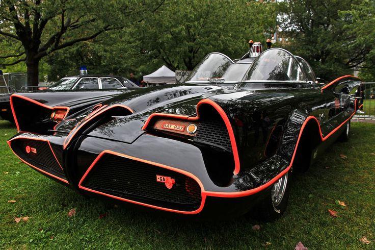248 Boston Cup Classic Car Show 2013 | the original Batmobile