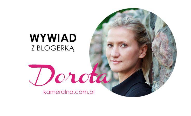 Wywiad z blogerką : Dorota Zalepa z bloga Kameralna. Dorota, to dla mnie prawdziwa blogerka pasjonatka, zakochana po uszy w tym, co robi. Kameralna zniewala zmysły czytelnika od pierwszych sekund – przejrzystość, minimalizm i elegancja w wyglądzie bloga stały się jej marką.