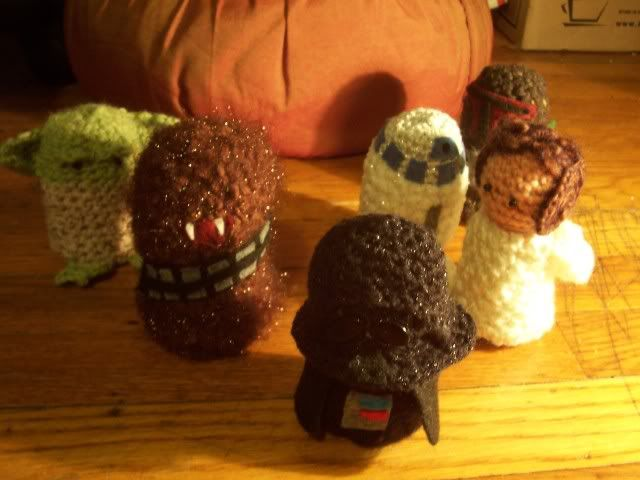 Amigurumi Star Wars Patterns Free : Best star wars knitting patterns projects images on