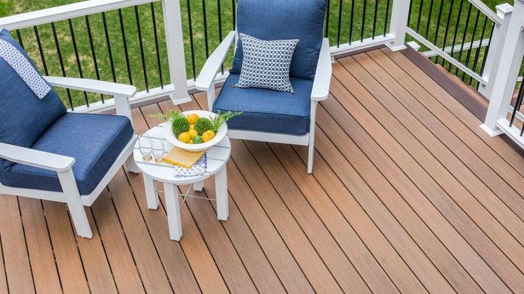 The 13 best Deck images on Pinterest Internal courtyard, Roof - Comment Monter Une Terrasse En Bois
