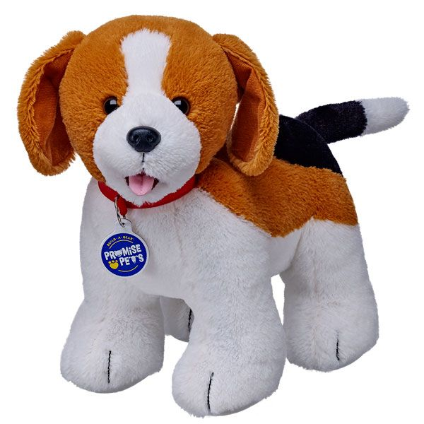 Build A Bear Promise Pets Beagle