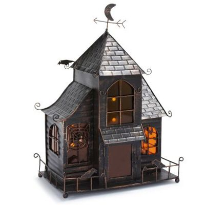 buy it or diy it a creepy haunted house crafts ghost. Black Bedroom Furniture Sets. Home Design Ideas
