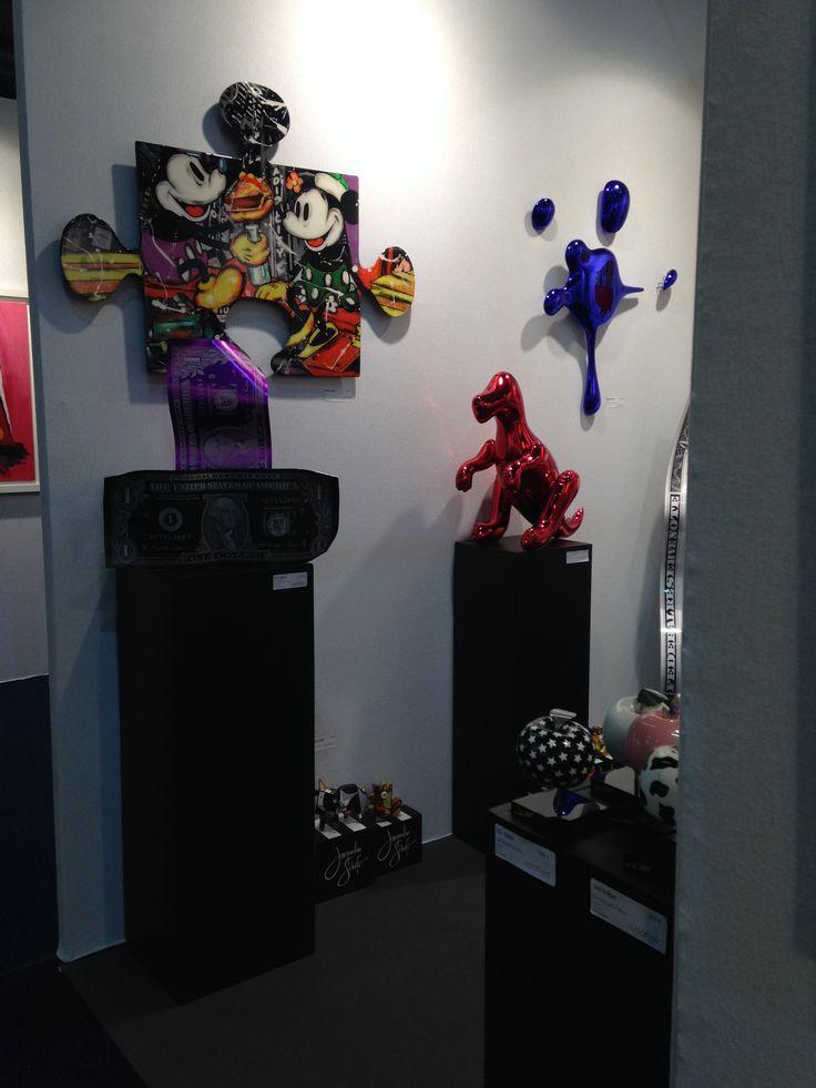 La Colorfield Gallery vous attend au Art3f de #Mulhouse