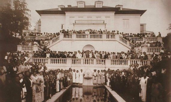 Madam C J Walker S Mansion To Become A Think Tank For Women Of