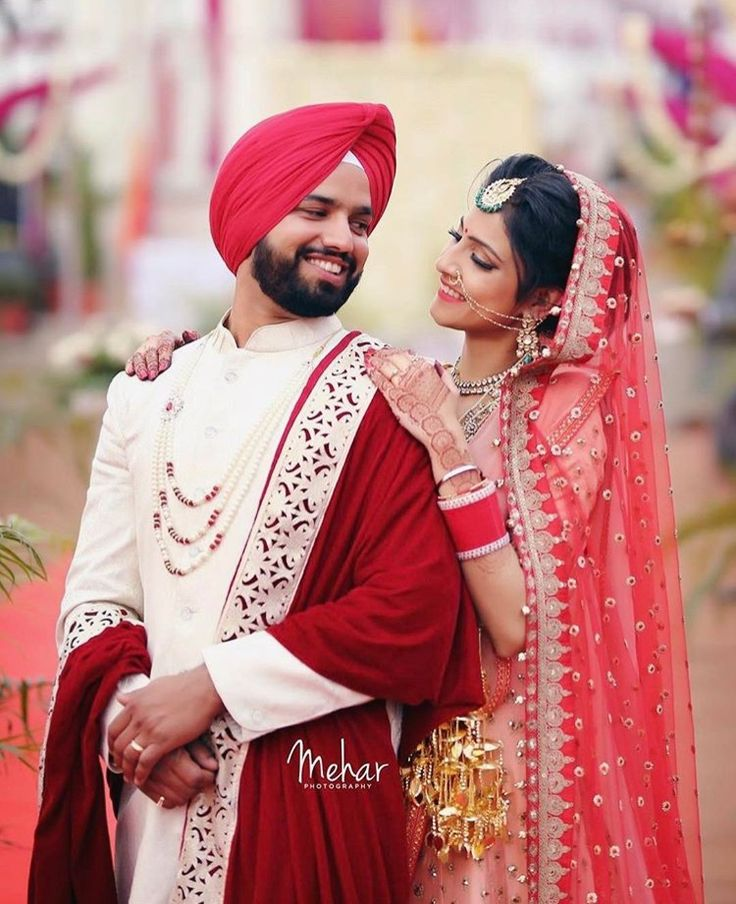 Sikh Wedding: 130 Best Punjaban Images On Pinterest