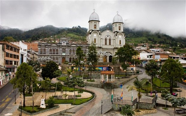 Yarumal, Colombia, was once famed for its violence. Today, it's famous for a different reason: the largest population of Alzheimer's sufferers in the world