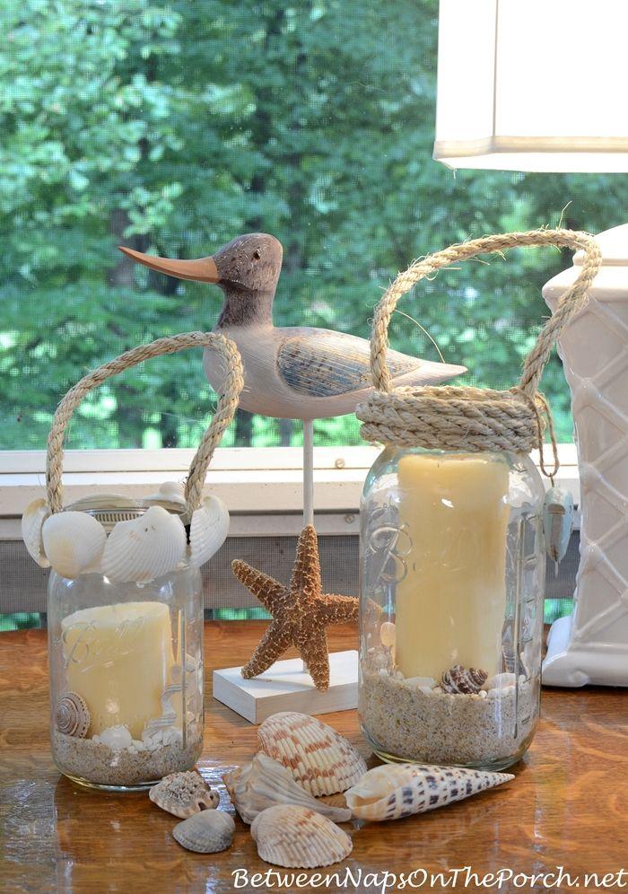 Decorazioni primaverili con barattoli di vetro riciclati! 20 idee per ispirarvi... Decorazioni primaverili con barattoli di vetro. Ecco per Voi oggi un piccola selezione di 20 idee creative per aggiungere un tocco primaverile alla vostracasa riciclando...