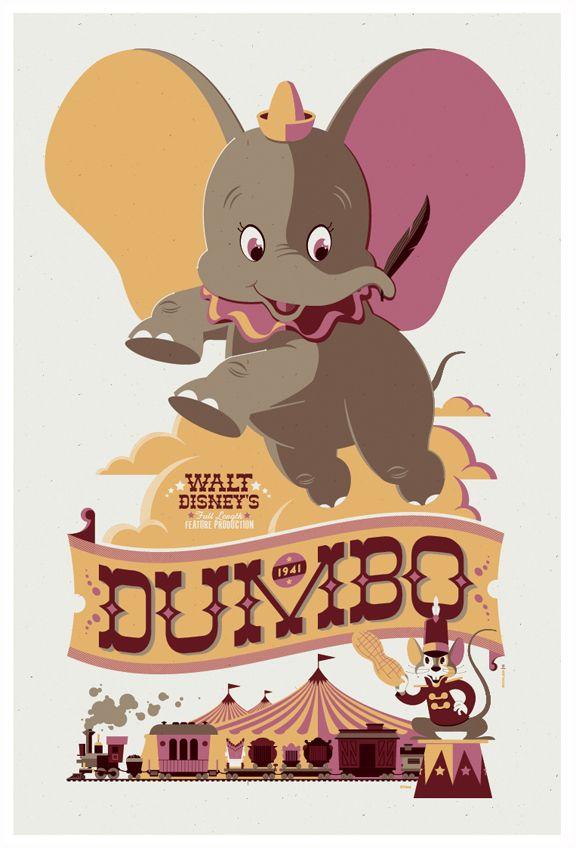 Dumbo film poster