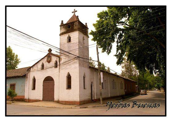 Parroquia Santa Cruz de Yerbas Buenas.