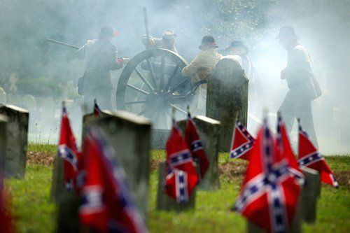 confederate memorial day prayer