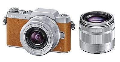 Newpanasonic Mirrorless Single-Lens Camera Dmc-Gf7 Double Zoom Lens Kit Standard