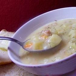 Matt's Crab & Clam Bisque - Allrecipes.com