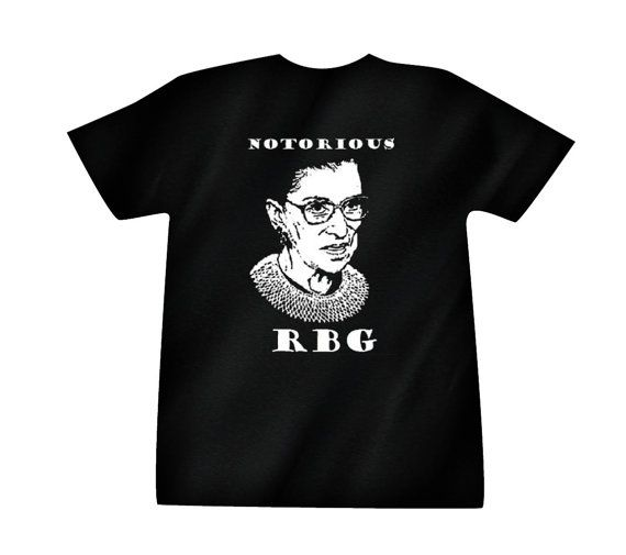 The Notorious RBG T-shirt -- Unisex