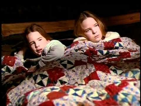 I always thought that we were Mary and Laura.