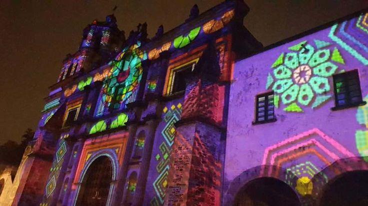 Proyectores de primera línea de Epson estarán disponibles para espectáculo audiovisual que iluminará fachada en Santiago.