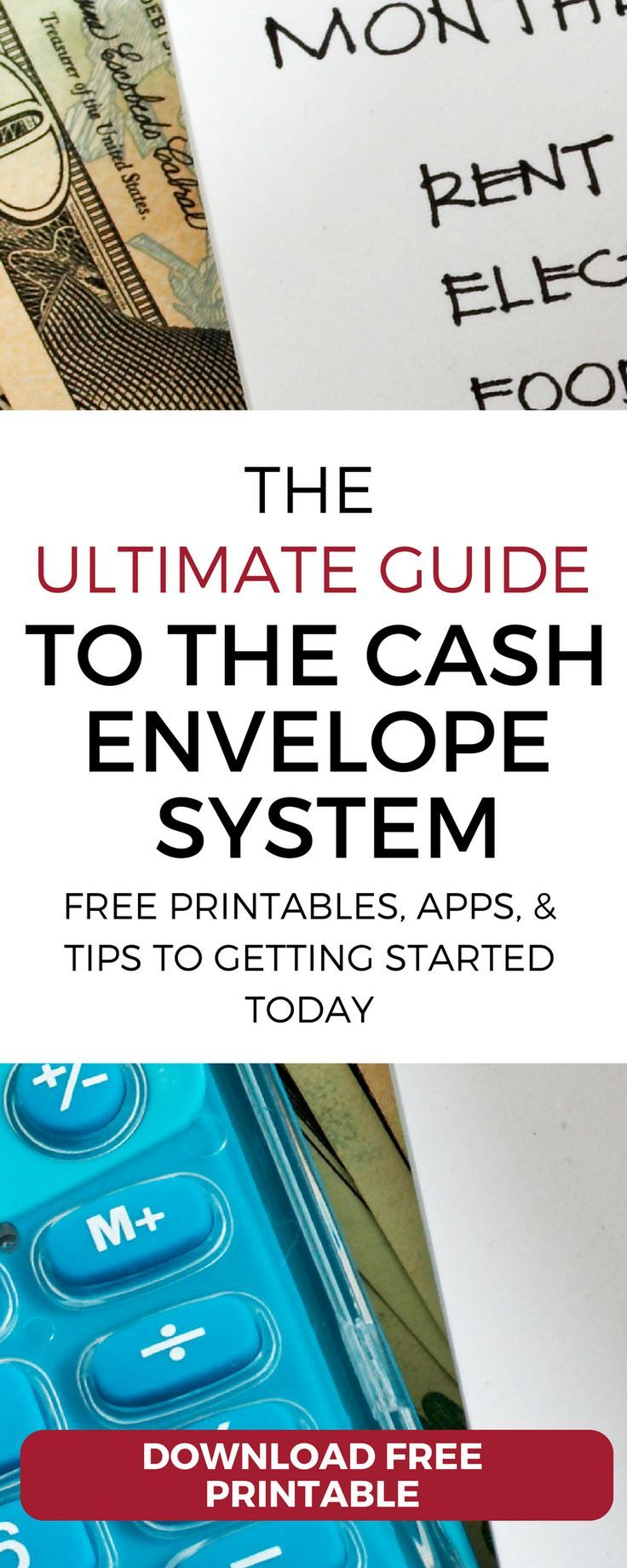 Never been able to stick to a budget? Discover how the envelope budget system works. The budgeting method Dave Ramsey recommends. Plus get access to free printables and apps based on the envelope budgeting method. via @https://www.pinterest.com/thewaystowealth/