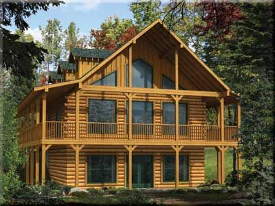 17 best images about log cabins on pinterest house plans log homes and country homes. Black Bedroom Furniture Sets. Home Design Ideas