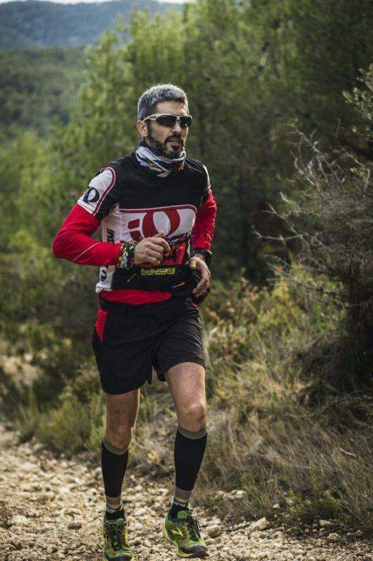 Marató Muntanya 2013_St Sadurní/Subirats. Felicidades Javi por tu 9º puesto